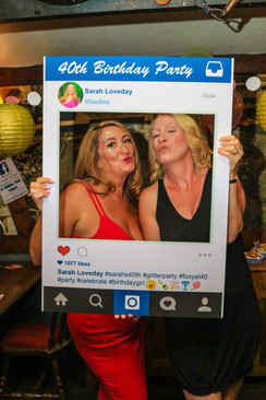 40th birthday party