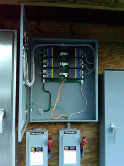 Surge Protection Installation