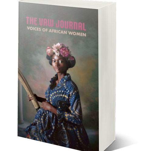 Paperback - The VAW Journal: Voices of African Women