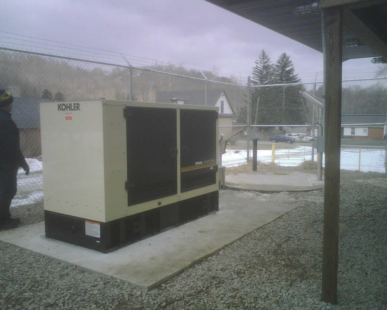Local Municipality Pump Station