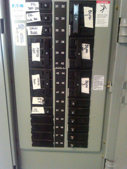 Electrical distribution upgrades
