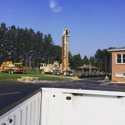 TELC Job - geothermal drilling