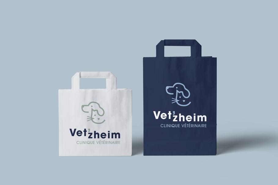 Identité visuelle - Vet'zheim