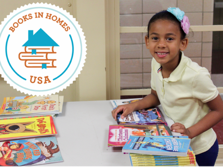 Watchpoint Logistics, Inc. and Carlos Santana's Milagro Foundation partner with Books in Homes