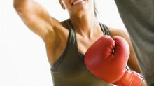 La boxe, la nouvelle tendance