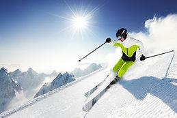 préparation physique au ski