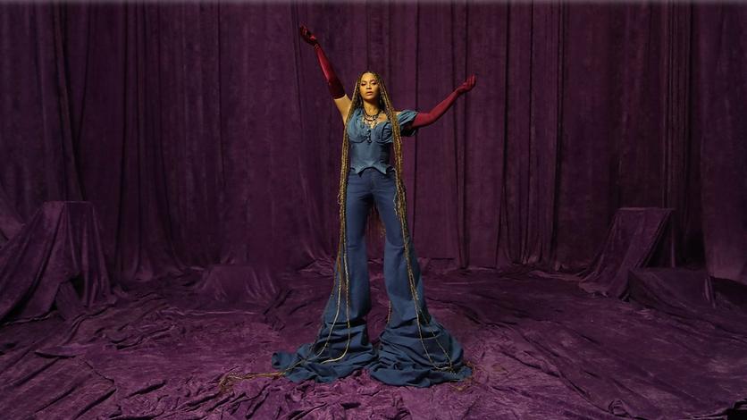 Michaela Stark Beyonce Black Is King