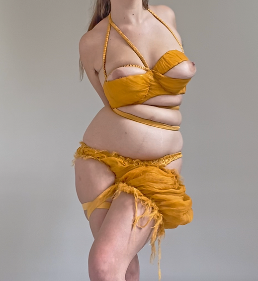 Michaela Stark Self Portrait Second Skin