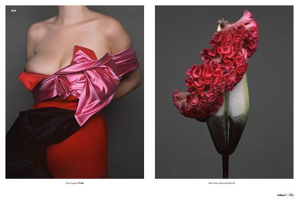 Michaela Stark Brigitte Neidermair Wallpaper magazine september issue