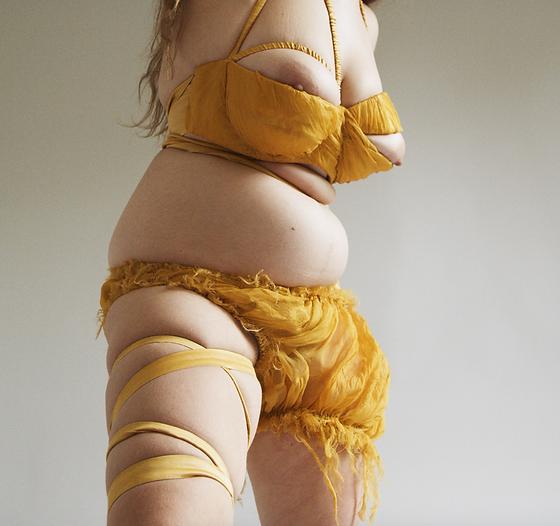 Michaela Stark Second Skin Self Portrait