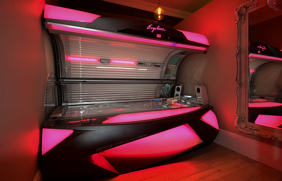 50 Minute Sunbed Course