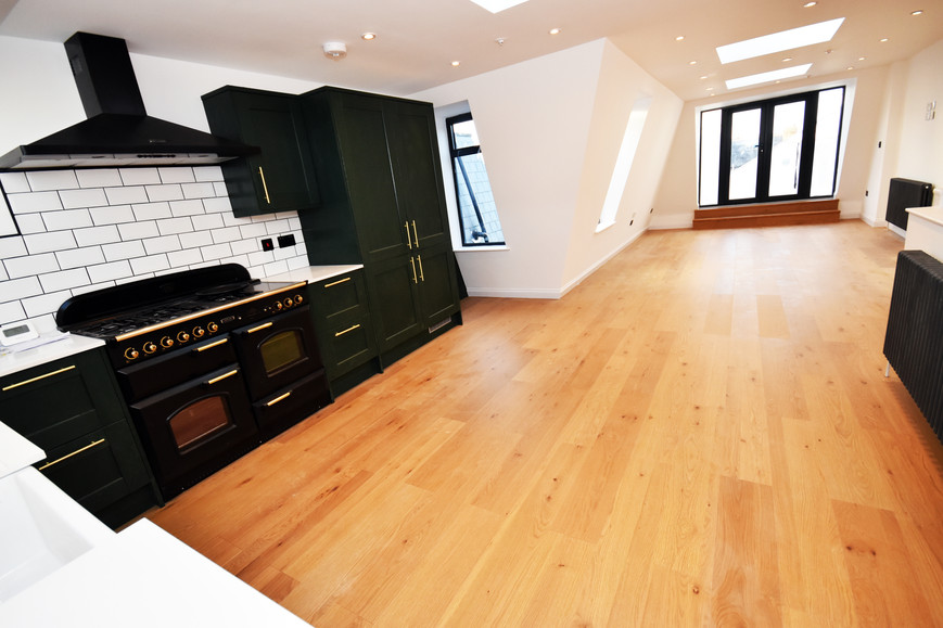 Loft Extension In South West London