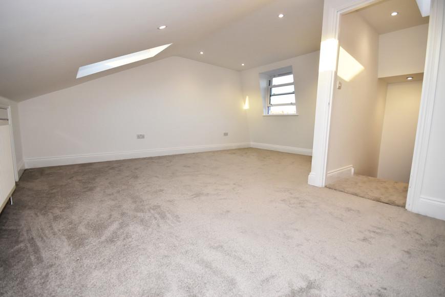 Loft Extension Master Bedroom