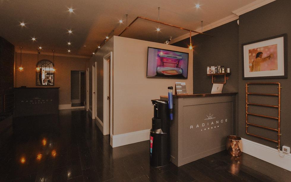 Radinace London Clapham Tanning Salon