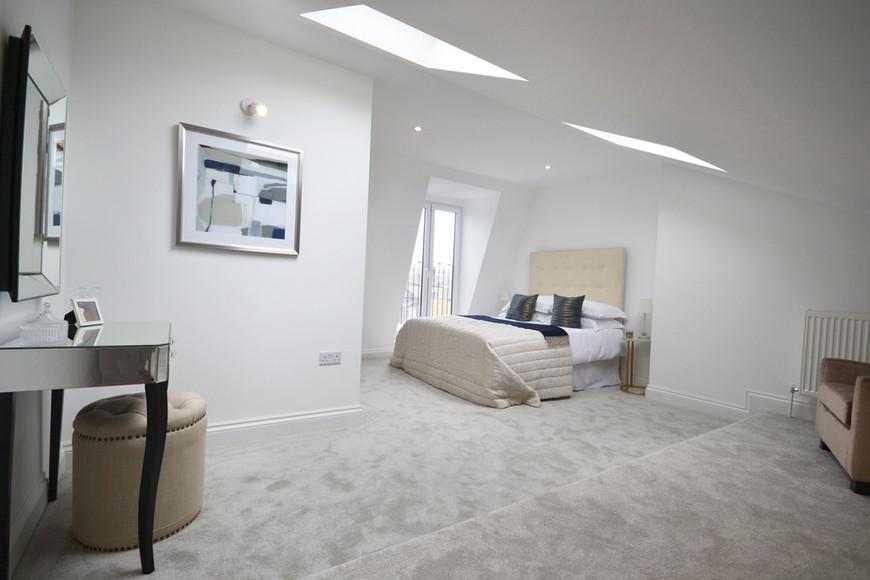 extraordinary master bedroom decorated w