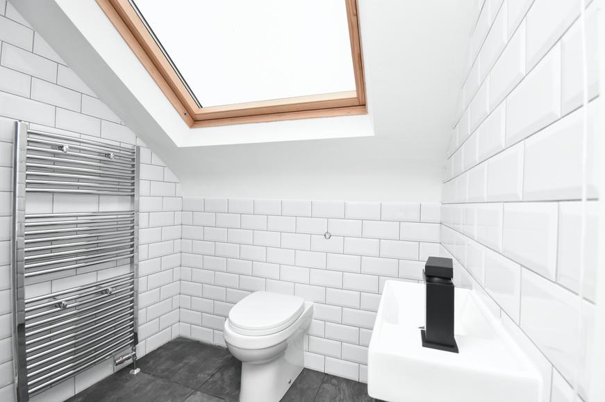 Loft Extension Bathroom