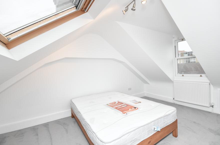 Loft Extension Double Bedroom