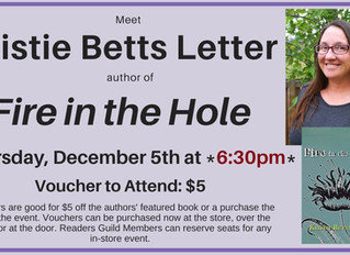 Book Release at BOULDER BOOKSTORE!