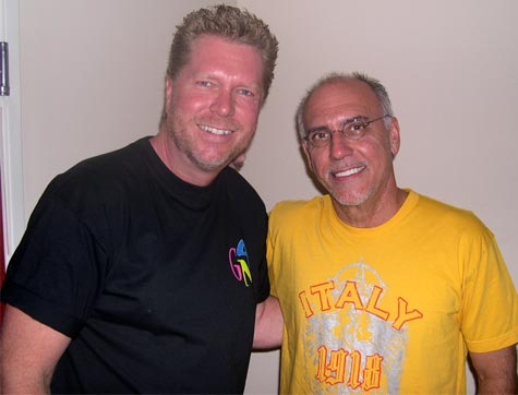 JR & Larry Carlton