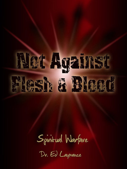 Not Against Flesh and Blood (Instant Download - PDF)