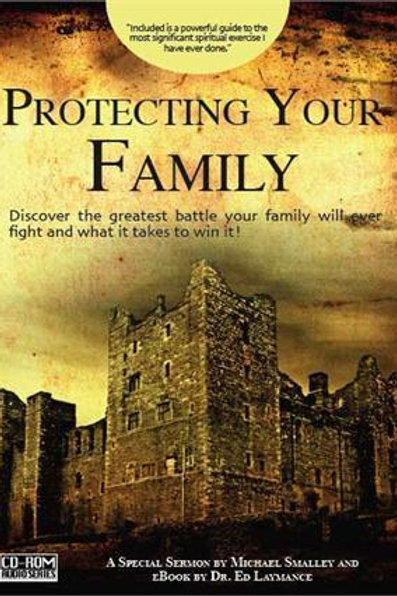 Protecting Your Family - CD