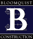 Bloomquist Construction Logo