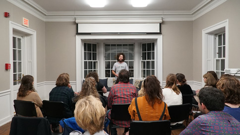 Stand Up Comedy at Brushwood Center