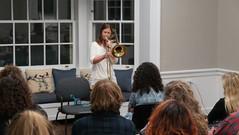 Trombone Sharing at Brushwood