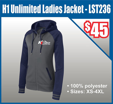 Ladie's H1 Unlimited Jacket