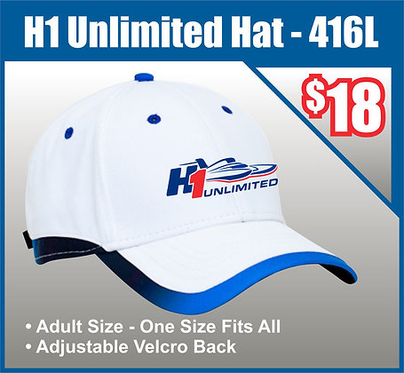 H1 Unlimited Hat