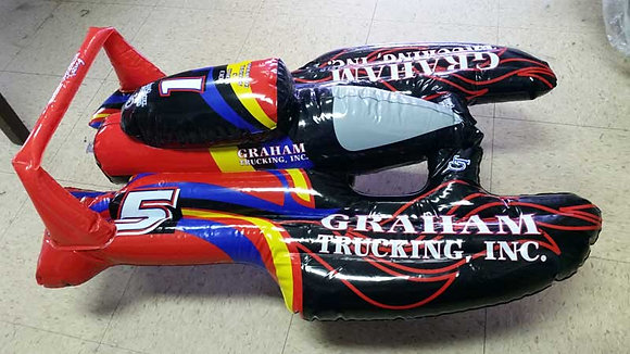 Graham Trucking Inflatable Hydro