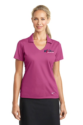 Nike Vertical Ladies Dri-Fit Polo