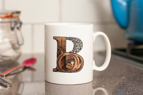 Personalised Enchanted Forest Mug