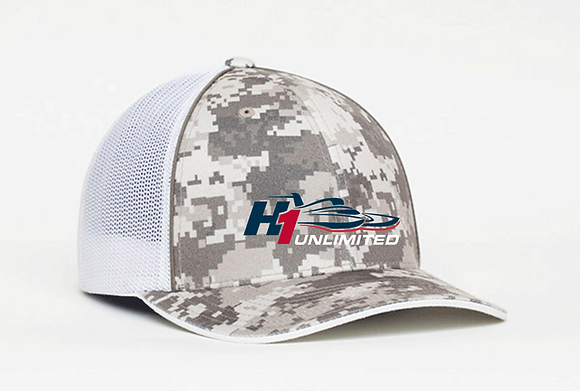 DigiCamo Trucker Flexfit Hat