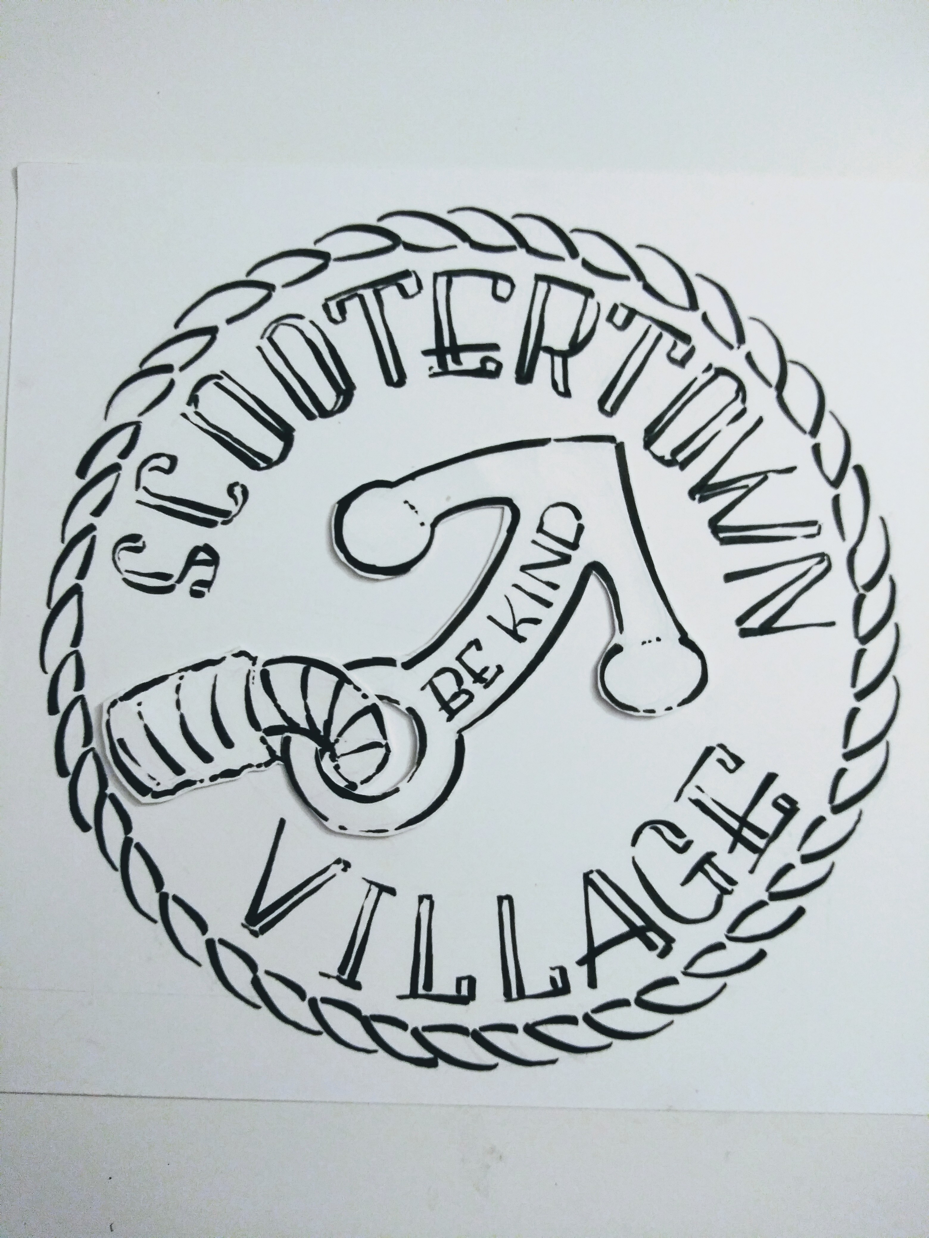 Scootertown seal