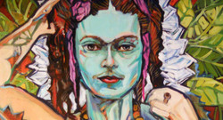 """Detail from """"Frida"""""""