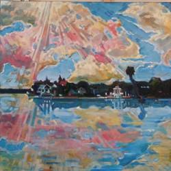 """""""Clouds over Sarasota"""""""