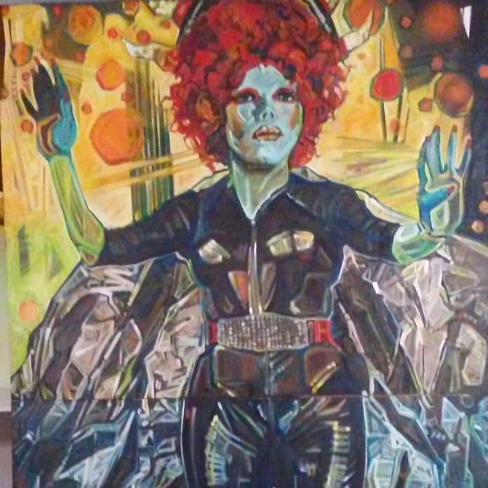 Kandi Dishe: Spaceman