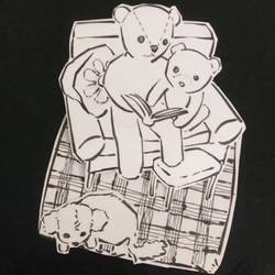 Scooter, Honeybear & Bugsy
