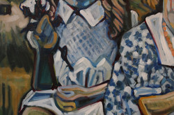 """Detail from """"Summer, 1930"""