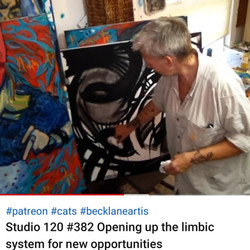 Studio 120 #382 Opening up the limbic system