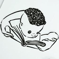 Sketch of Jimmy