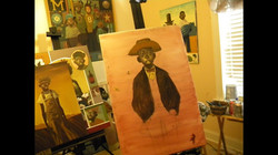 Studio 120 Painter Leonard Maid
