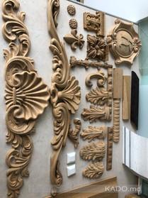 materiale figuri din lem pentru decorare