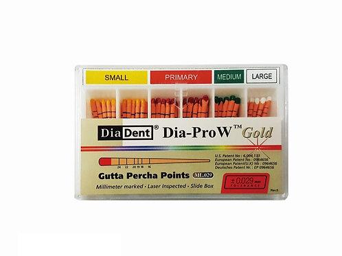 Conos Gutapercha Diadent  Wave One Gold