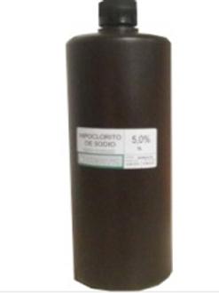 Hipoclorito de Sodio al 5%