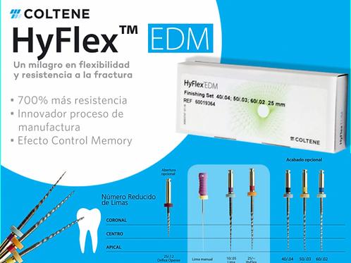 HYFLEX EDM LIMA DE ACABADO