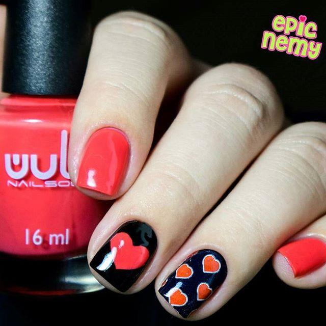 Design by _epicnemy 💕_#wula_nailsoul 19_#wulanailsoul #wula