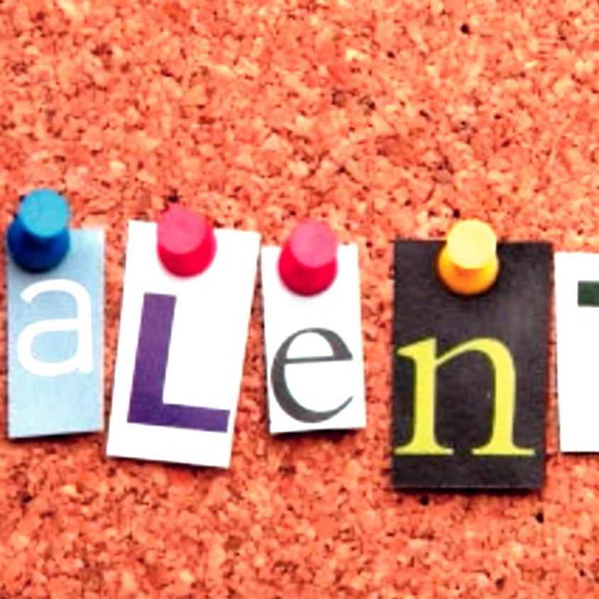 Workshop: Ja jouw talent