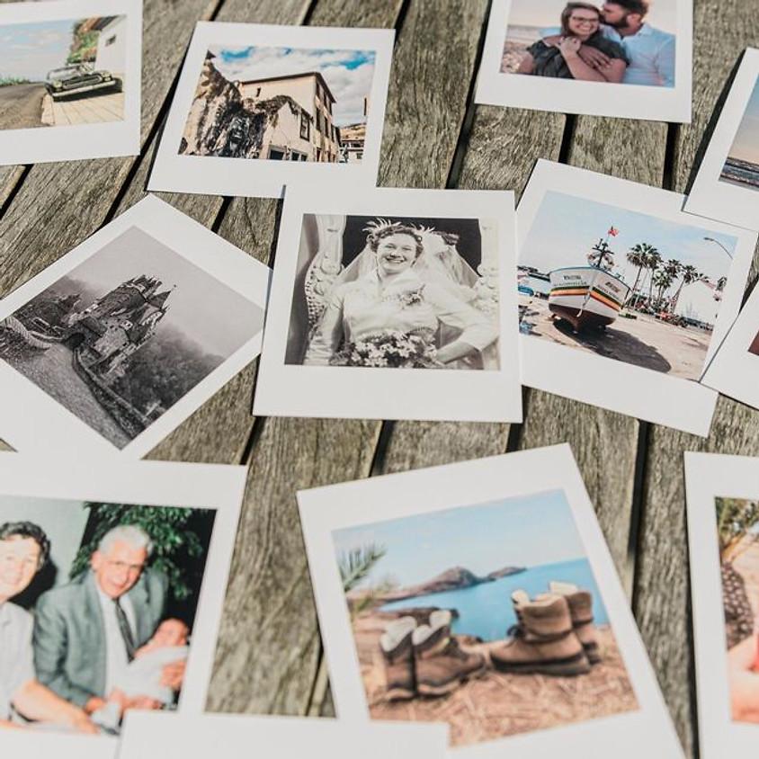 Workshop: Digitale herinneringen